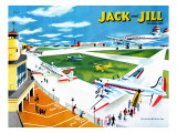 Airport - Jack and Jill  October 1950