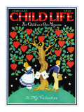 Love Tree - Child Life  February 1935