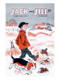 Gone for a Walk - Jack and Jill  November 1956