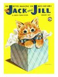 Kitten - Jack and Jill  August 1957