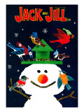 Snowman and Friends - Jack and Jill  January 1980
