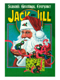 Santa's Elves - Jack and Jill  December 1977