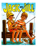 Crab Fishing - Jack and Jill  August 1969
