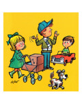 Safe Crossing - Jack and Jill  September 1965