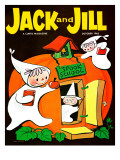 Spook School - Jack and Jill  October 1962