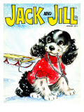 Let's Go Sledding - Jack and Jill  January 1971