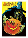 Scary Witch - Jack and Jill  October 1983