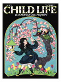 Birdhouse - Child Life  May 1925