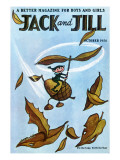 Flying Acorn - Jack and Jill  October 1954