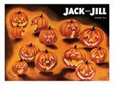 Jack-O-Lantern - Jack and Jill  October 1953