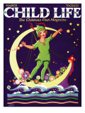 Sweet Dreams - Child Life  March 1925