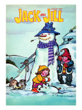Snowy Friends - Jack and Jill  January 1986