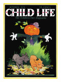 Scarecrow - Child Life  October 1931