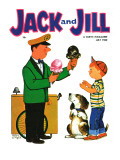 Summer Treat - Jack and Jill  July 1962