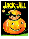 Pixie Peekaboo - Jack and Jill  October 1965
