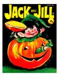 Pumpkin Play - Jack and Jill  October 1969