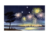 Fireworks - Jack and Jill  July 1950