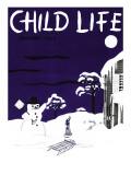 Winter Night - Child Life  January 1953