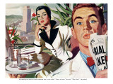 "The Lady and the Mug  - Saturday Evening Post ""Leading Ladies""  August 28  1954 pg31"