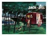 Camping - Jack and Jill  July 1946