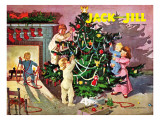 Deck the Halls - Jack and Jill  December 1950