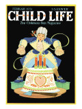 Happy Birthday George! - Child Life  February 1931