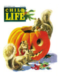 Fall is Here - Child Life  October 1946
