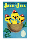 Baby Birds - Jack and Jill  April 1958