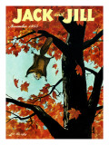 Flying Squirrel - Jack and Jill  November 1955