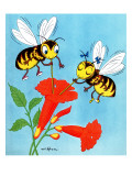 Honey Bee's Delight - Jack and Jill  August 1954