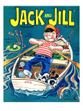 Fishing  - Jack and Jill  July 1967