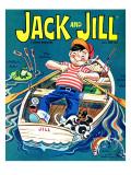 Fishing  - Jack and Jill  July 1967