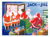 Santa's Helpers - Jack and Jill  December 1942