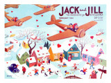 Valentine's  - Jack and Jill  February 1941