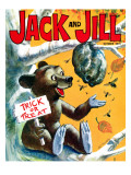 Trouble Brewing! - Jack and Jill  October 1970