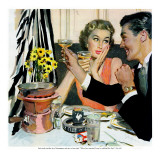 Marriage is for Suckers  - Saturday Evening Post &quot;Leading Ladies&quot;  March 7  1953 pg21