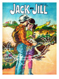 Which way to go - Jack and Jill  November 1981