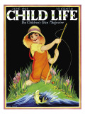 Catch of the Day - Child Life  June 1928