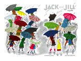 Umbrellas - Jack and Jill  April 1945