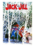 Skying Through the Woods - Jack and Jill  January 1982