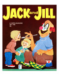 Face Painting - Jack and Jill  July 1961