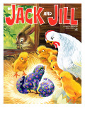 Easter Surprise - Jack and Jill  April 1968