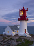 The Idyllic Lindesnes Fyr Lighthouse  Lindesnes  Norway