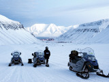Arctic  Norway  Spitsbergen; Skidoo Adventure
