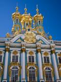 Russia  St Petersburg  Catherine Palace  Tsarskoe Selo