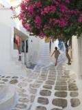 Greece  Cyclades  Mykonos  Mykonos Town
