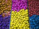 Different Kinds of Anise Seeds; Belo Horizonte Indoor Market  Minas Gerais  Brazil