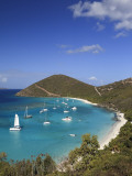Caribbean  British Virgin Islands  Jost Van Dyke  White Bay