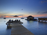 Caribbean  Netherland Antilles  Bonaire  Beach Resort