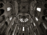 Santa Maria Del Mar Church  Barri Gotic  Barcelona  Spain